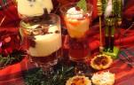 Festive Christmas Custard