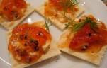 Smoked Salmon Creamcheese Dip