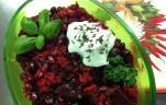 Festive Beet Quinoa Salad